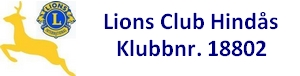 Lions Club Hindås